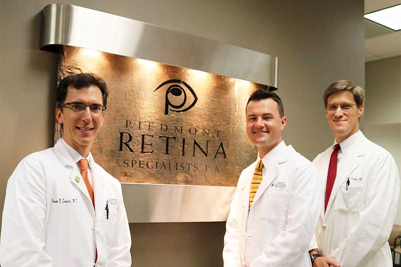 Diagnostic Consultations at Piedmont Retina Specialists